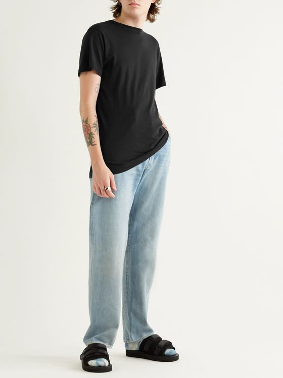 John Elliott Cotton and Micro Modal-Blend Jersey T-Shirt