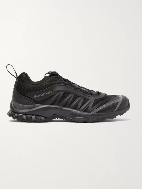 Salomon XA-Pro Fusion Advanced Mesh and Rubber Running Sneakers