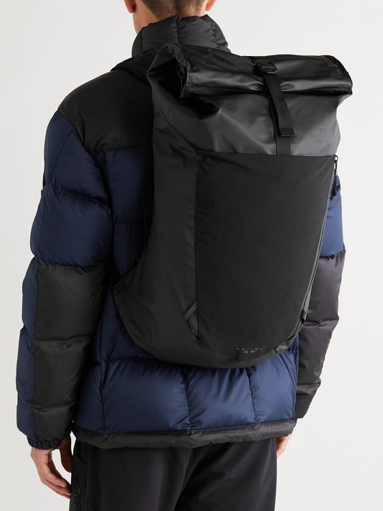 The North Face Peckham Coated Canvas Backpack