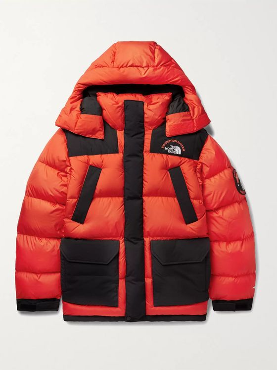 The North Face Sagarmatha Oversized Quilted Shell Down Jacket