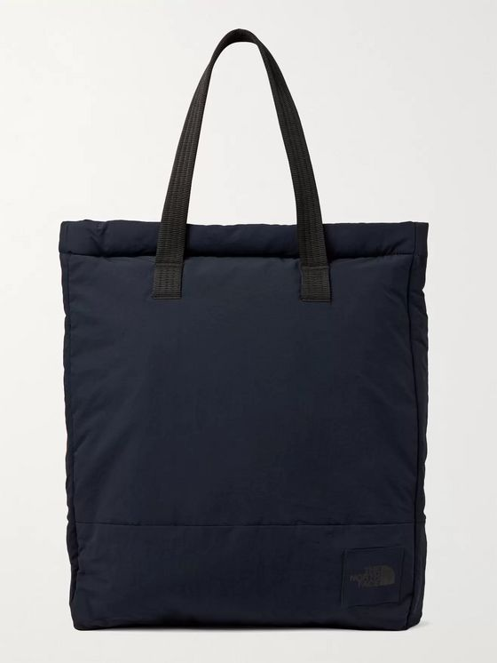The North Face City Voyager Logo-Appliquéd Nylon Tote Bag