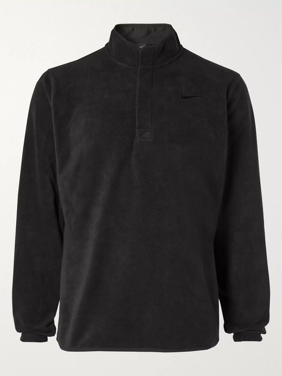 Nike Golf Therma Victory Fleece Half-Zip Top