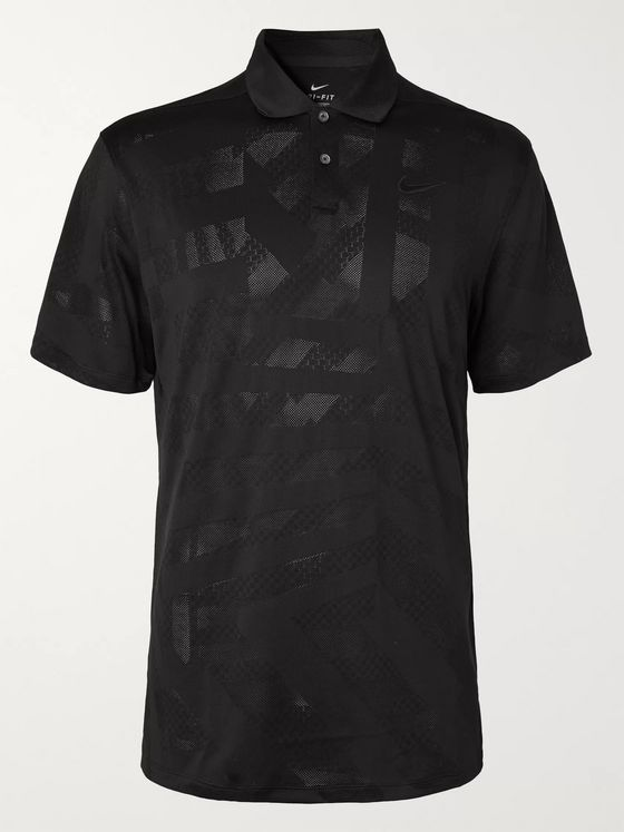 Nike Golf Vapor Jacquard Dri-FIT Polo Shirt
