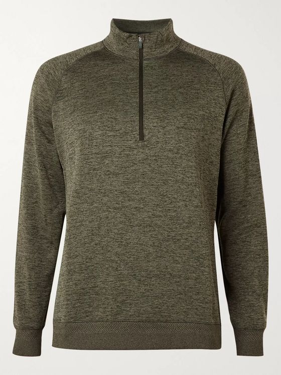 Nike Golf Player Dri-FIT Half-Zip Golf Top