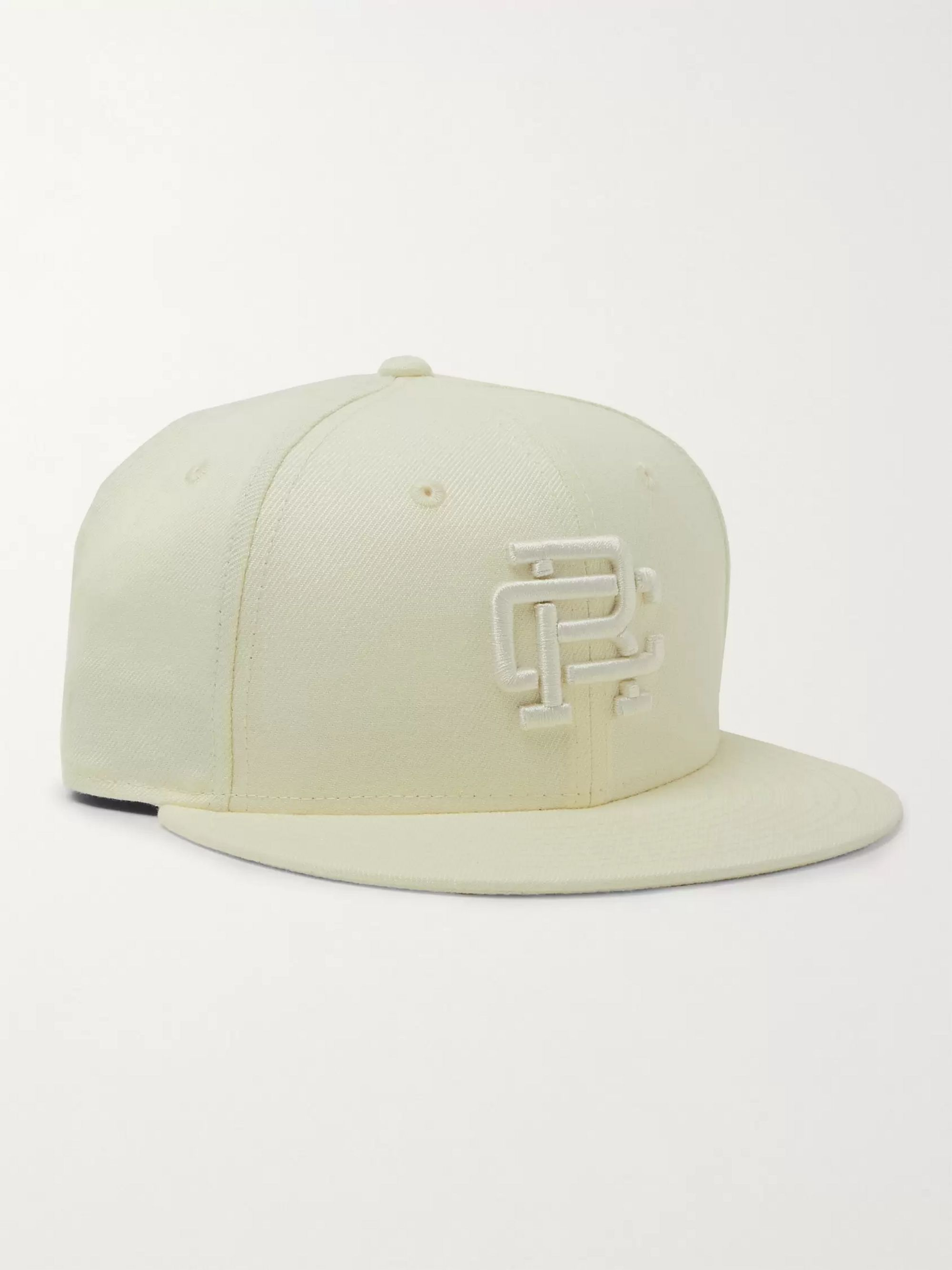 Reigning Champ + New Era 59FIFTY Logo-Embroidered Twill Baseball Cap