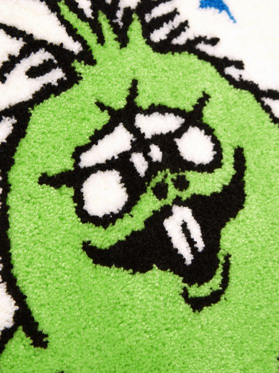 Flagstuff Monster Printed Rug