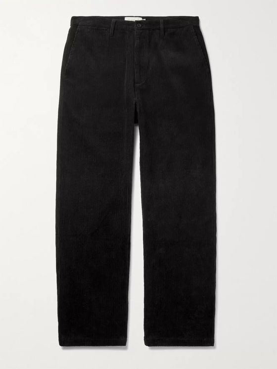 Satta Cotton-Corduroy Trousers