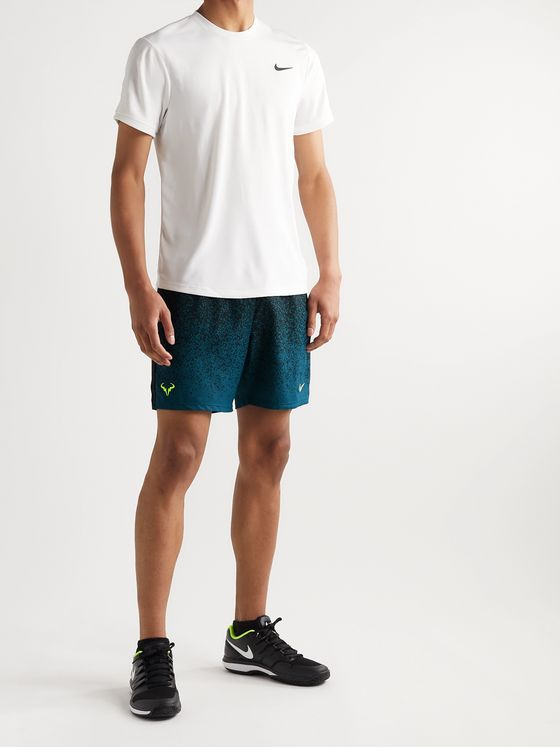 Nike Tennis Rafa Appliquéd Dri-FIT Tennis Shorts