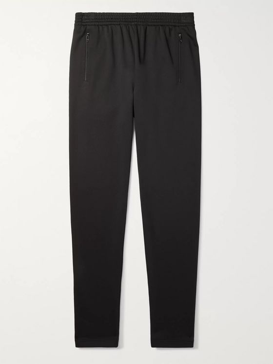 1017 ALYX 9SM Slim-Fit Buckle-Detailed Nylon Sweatpants