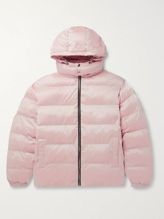 1017 ALYX 9SM Nightrider Quilted Shell Hooded Jacket