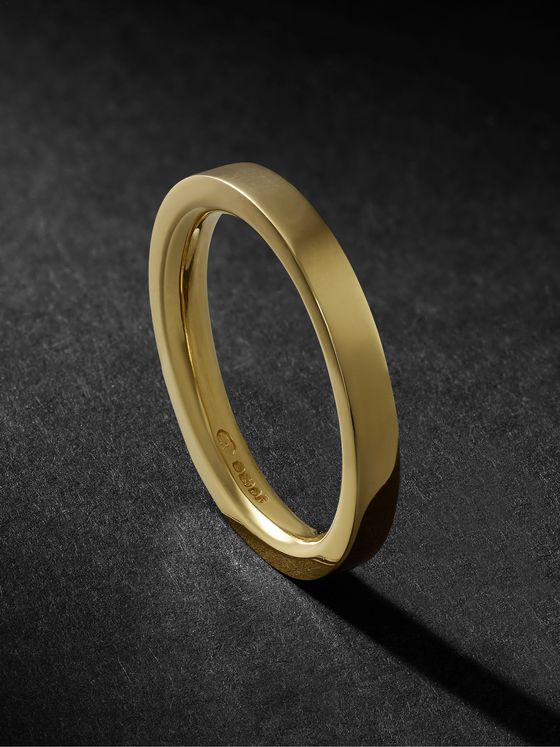ALICE MADE THIS P4 Bancroft 18-Karat Gold Ring