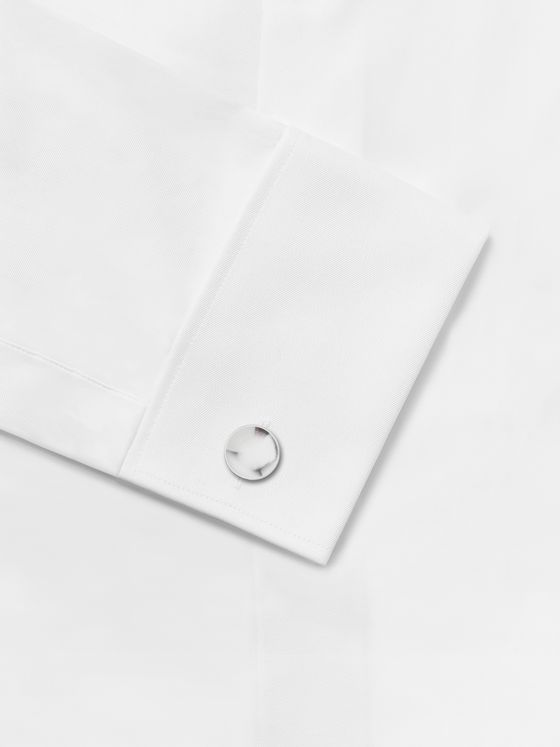 Alice Made This Elliot Rhodium-Plated Cufflinks