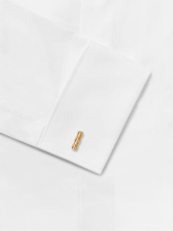 Alice Made This Lapsworth Gold-Tone Cufflinks