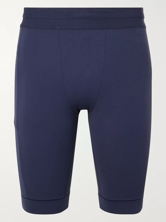 NIKE TRAINING Dri-FIT Yoga Shorts