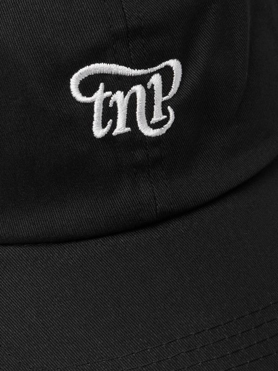 nonnative Dweller Embroidered Cotton-Twill Baseball Cap