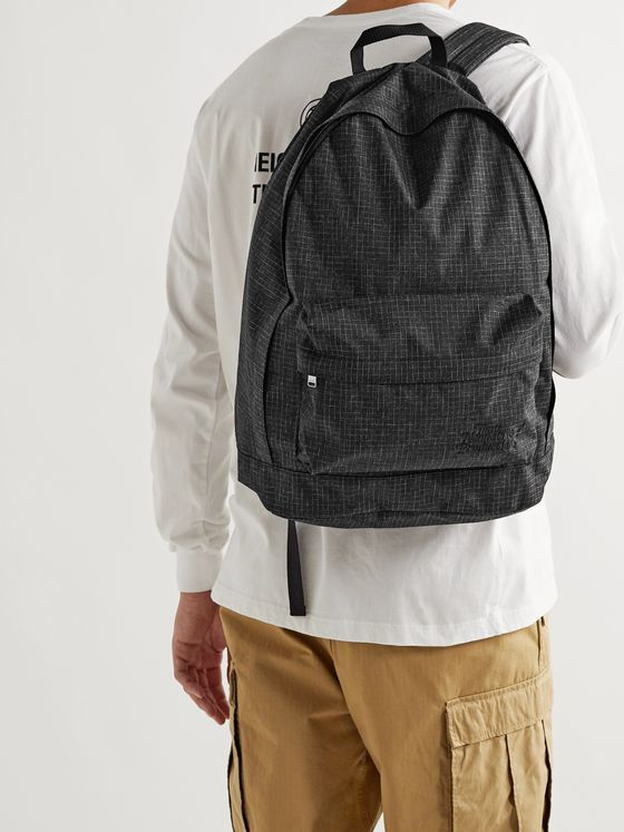 nonnative Dweller Logo-Embroidered SPIDELON Ripstop Backpack