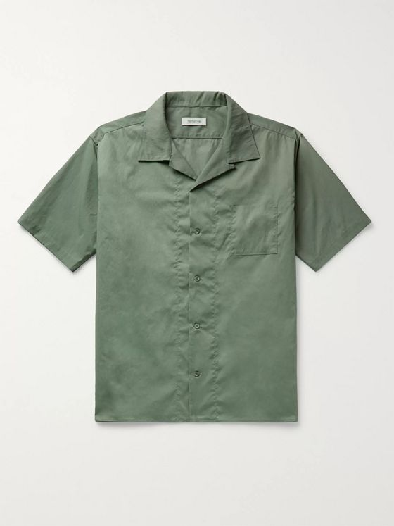 nonnative Camp-Collar COOLMAX Shirt