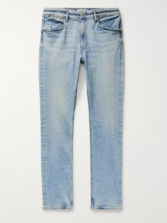 nonnative Dweller Skinny-Fit Denim Jeans