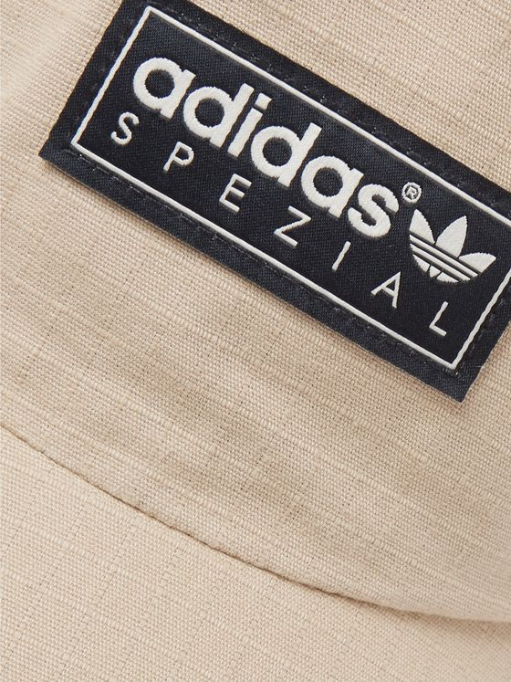 adidas Consortium SPEZIAL Logo-Appliquéd Cotton-Canvas Baseball Cap