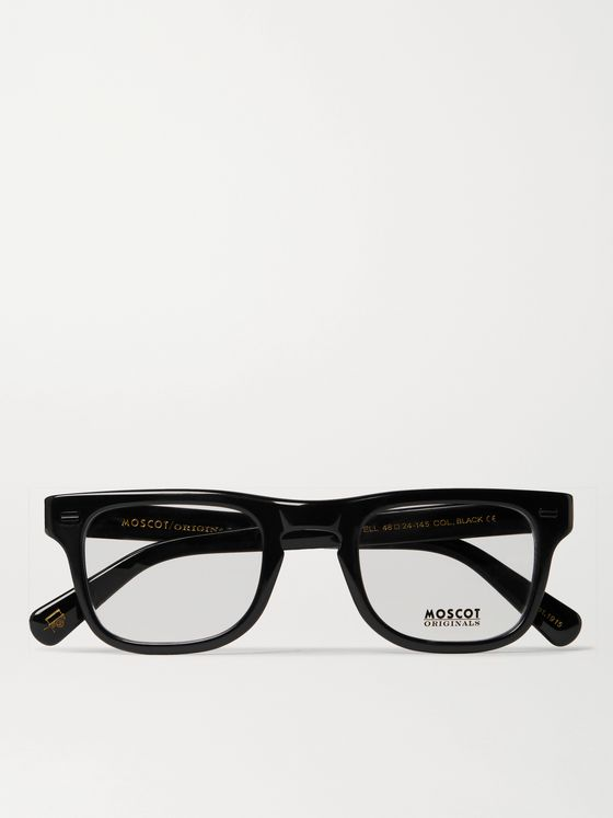 Moscot Kavell Square-Frame Acetate Optical Glasses