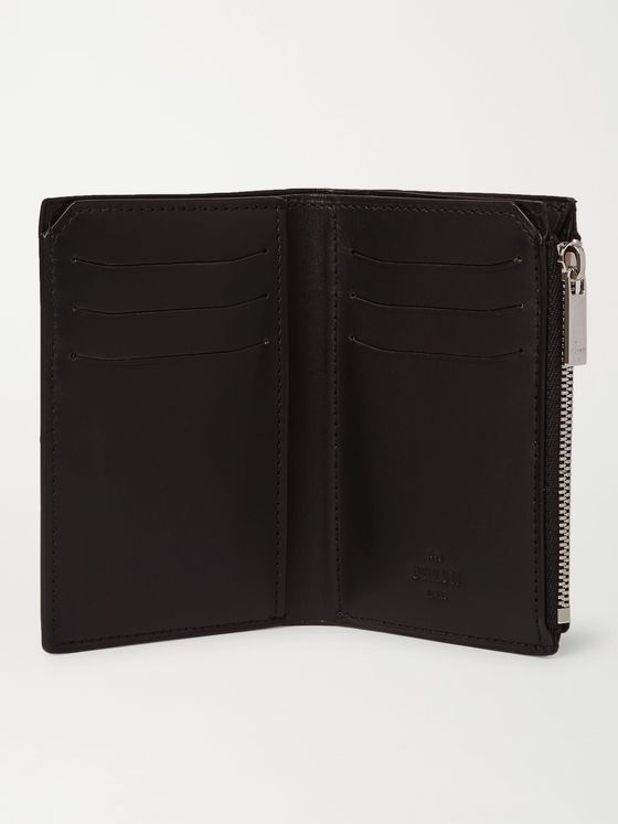BERLUTI Periple Scritto Leather Wallet