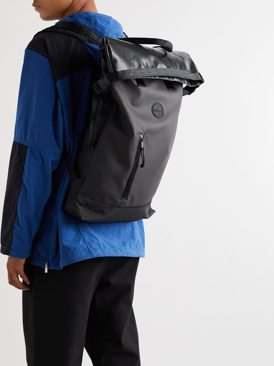 Sealand Gear Rowlie Rubber, Ripstop and Spinnaker Backpack