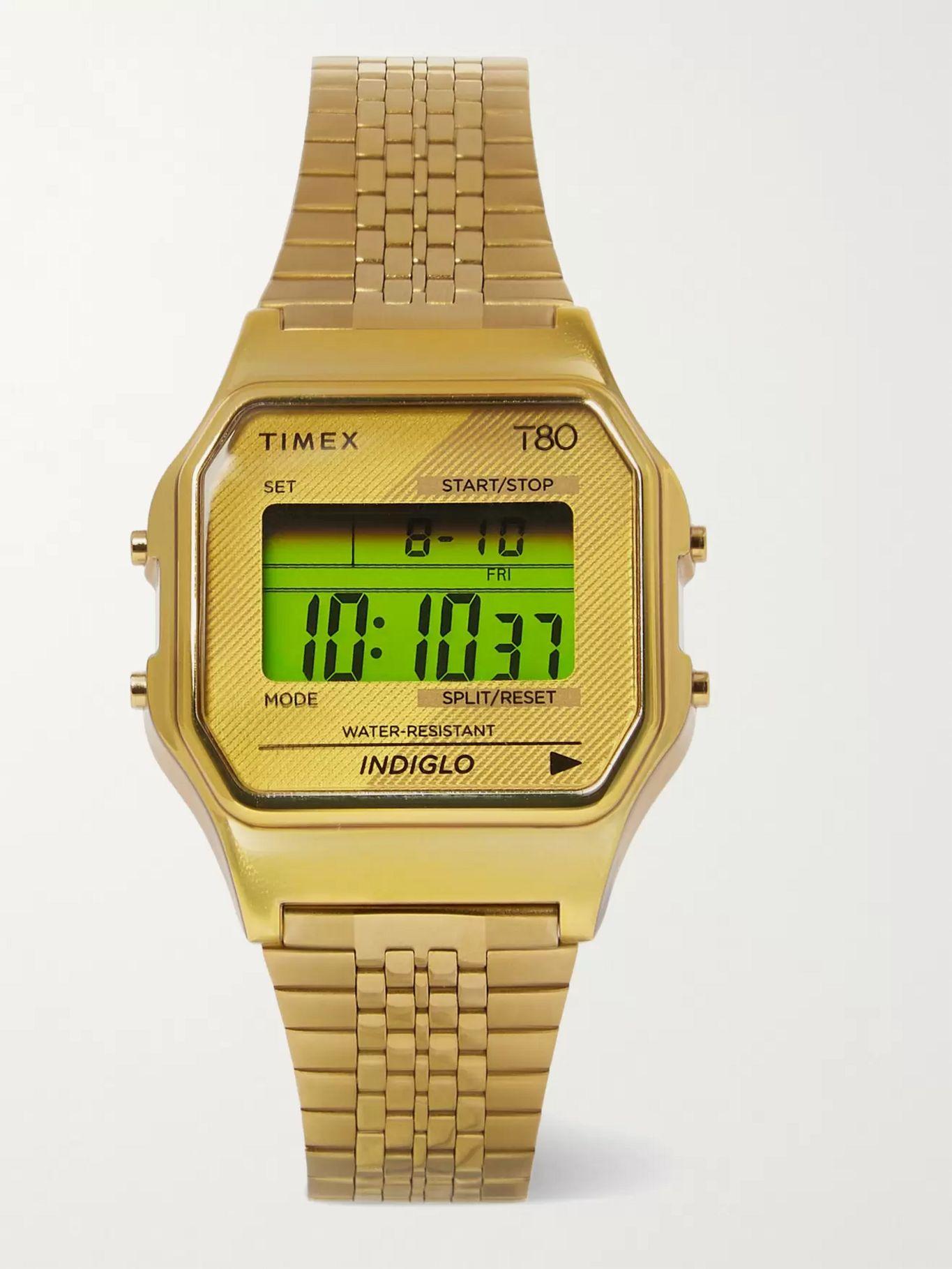 Timex Armbanduhr Amex Platinum Shoppingguthaben bei Mr Porter einlösen