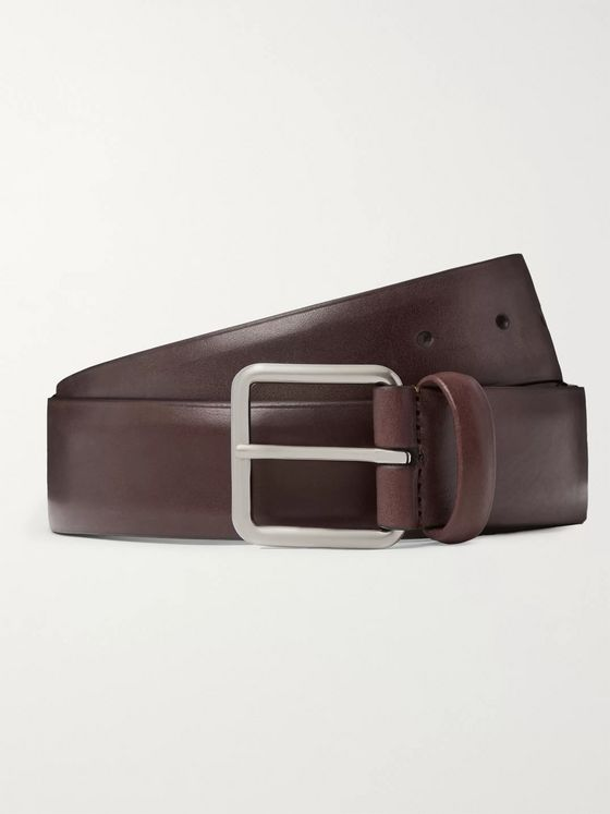Anderson's 3.5cm Leather Belt