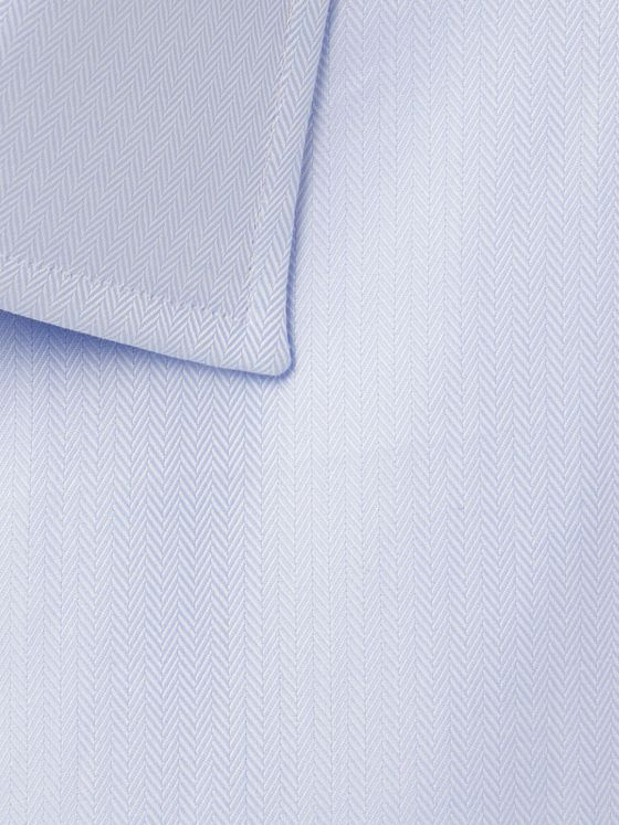 Emma Willis Herringbone Cotton Shirt