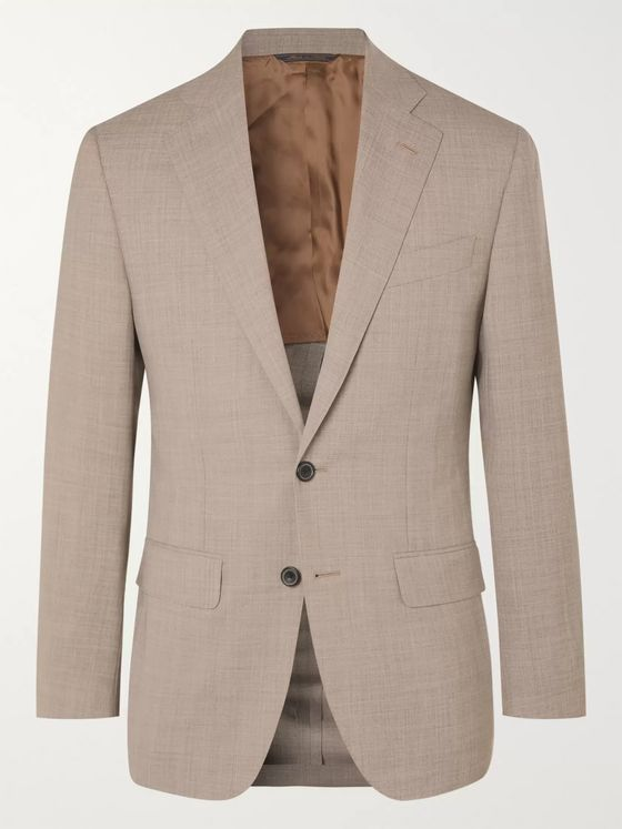 Thom Sweeney Wool Suit Jacket