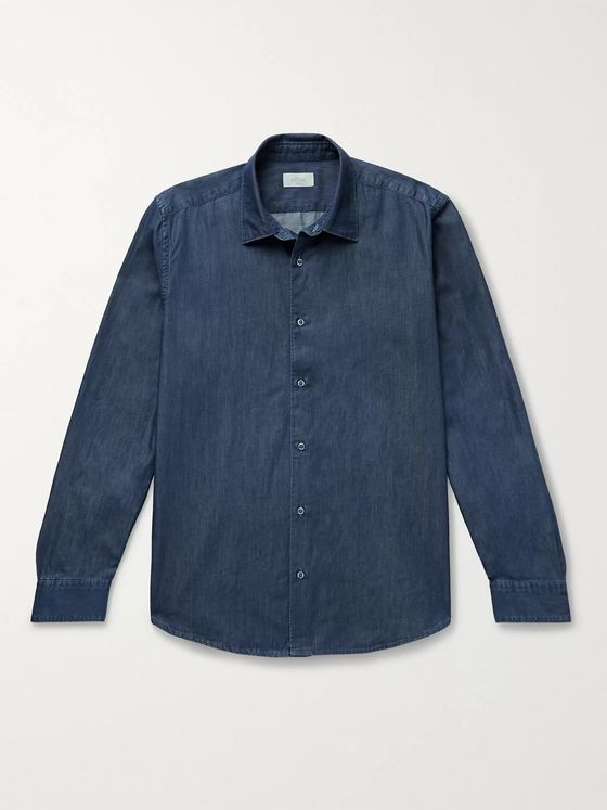 Altea Cotton-Chambray Shirt