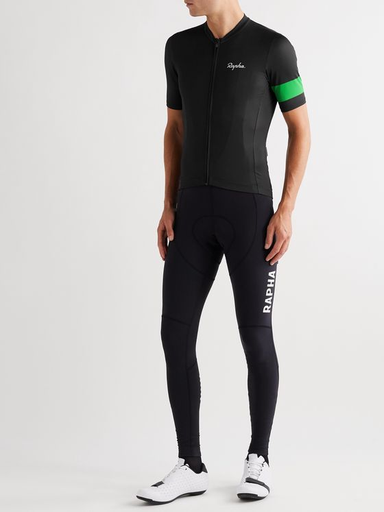 Rapha + MR PORTER Health In Mind Pro Team Printed Panelled Cycling Jersey
