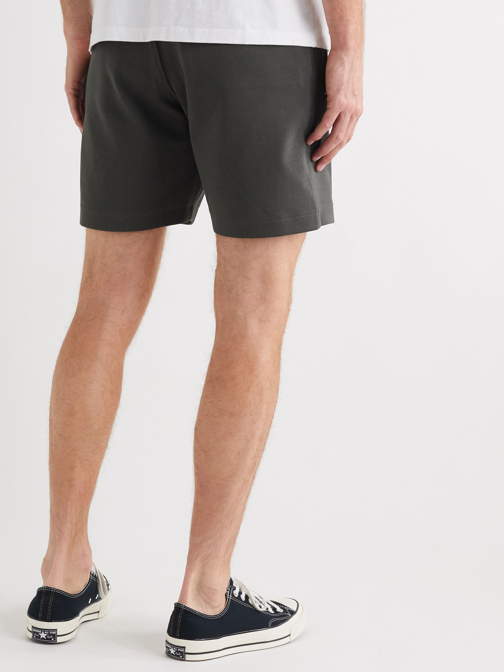 Orlebar Brown Taylor Stretch Cotton-Jersey Shorts