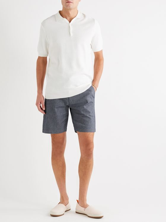 Orlebar Brown Norwich X Slim-Fit Cotton-Blend Shorts