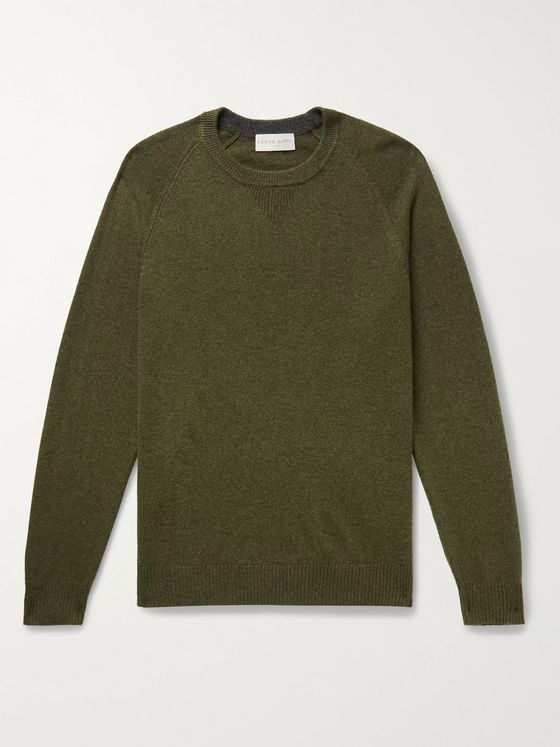Derek Rose Finley 3 Cashmere Sweater