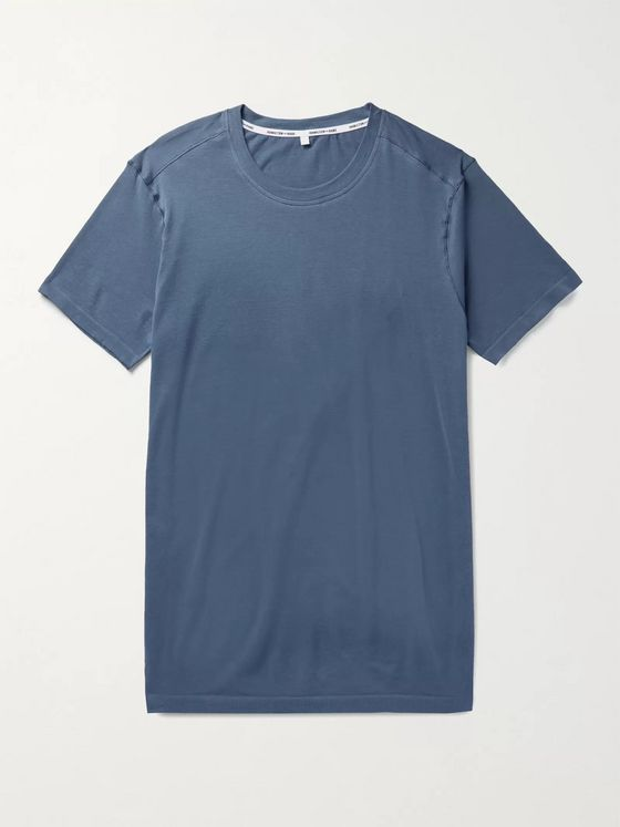 Hamilton and Hare Cotton-Jersey T-Shirt