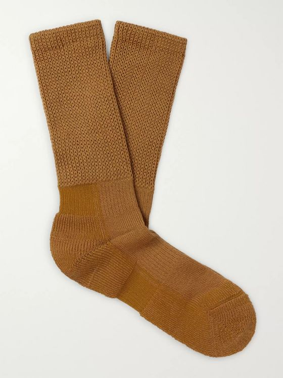 Anonymous Ism Cotton-Blend Socks