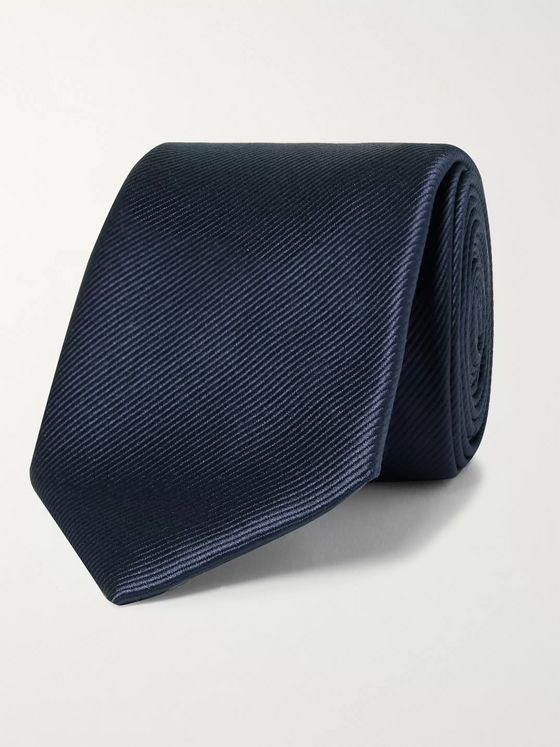 TOM FORD 7.5cm Silk-Faille Tie