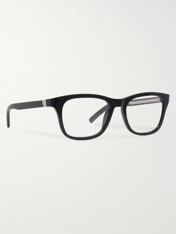 Berluti Square-Frame Acetate Optical Glasses