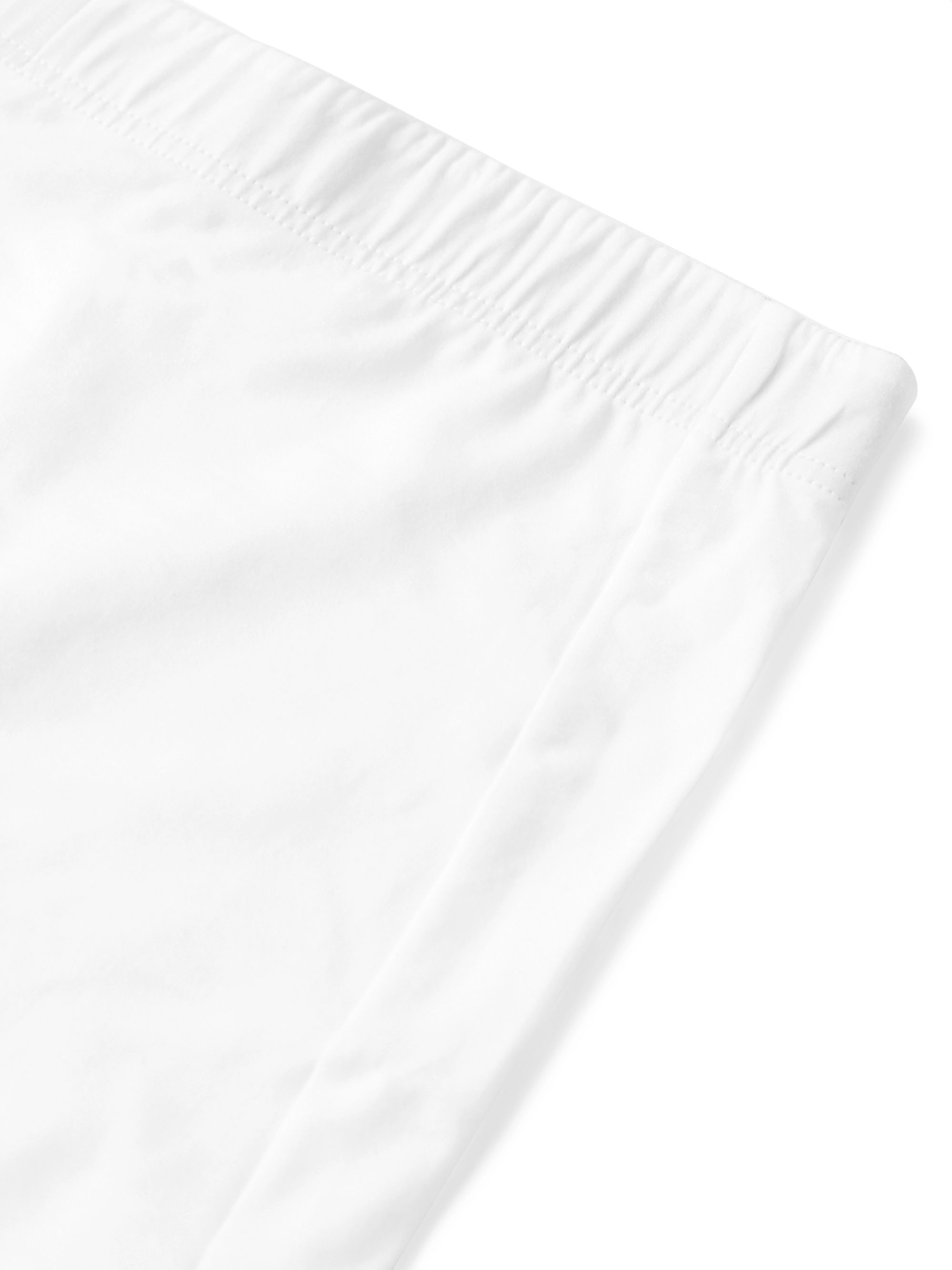 Hanro Superior Mercerised Stretch-Cotton Boxer Briefs