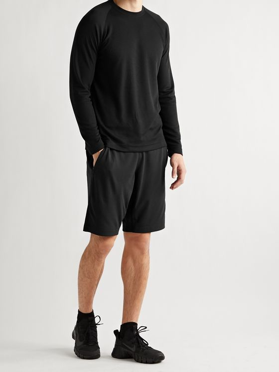 REIGNING CHAMP Slim-Fit Polartec Power Dry Mesh Base Layer