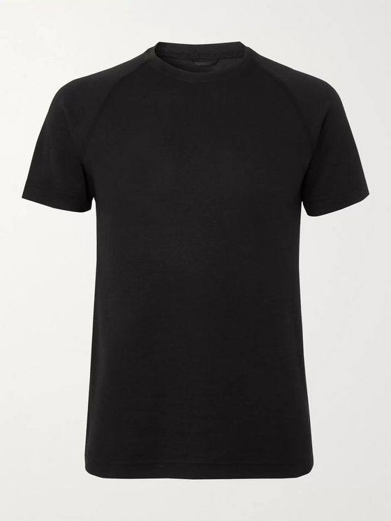 REIGNING CHAMP Slim-Fit Polartec Power Dry T-Shirt