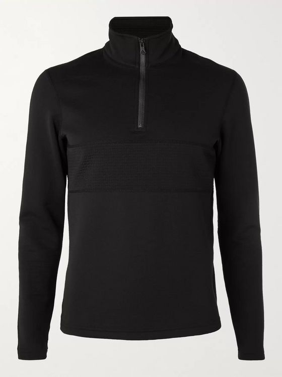 REIGNING CHAMP Slim-Fit Polartec Power Air Half-Zip Sweatshirt