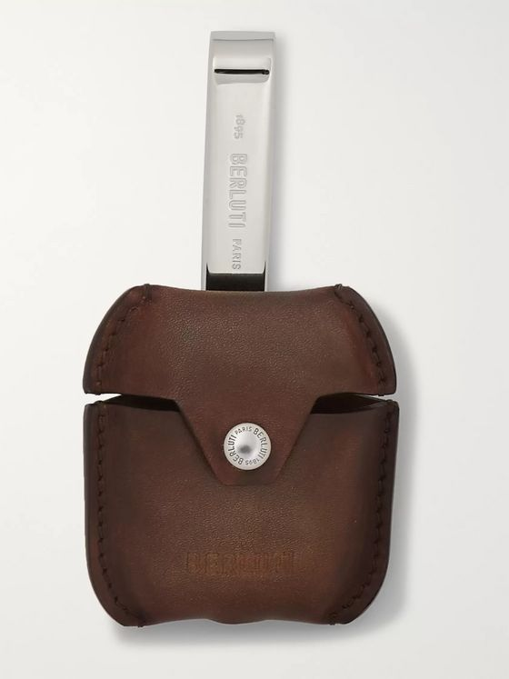 Berluti Leather AirPod Case
