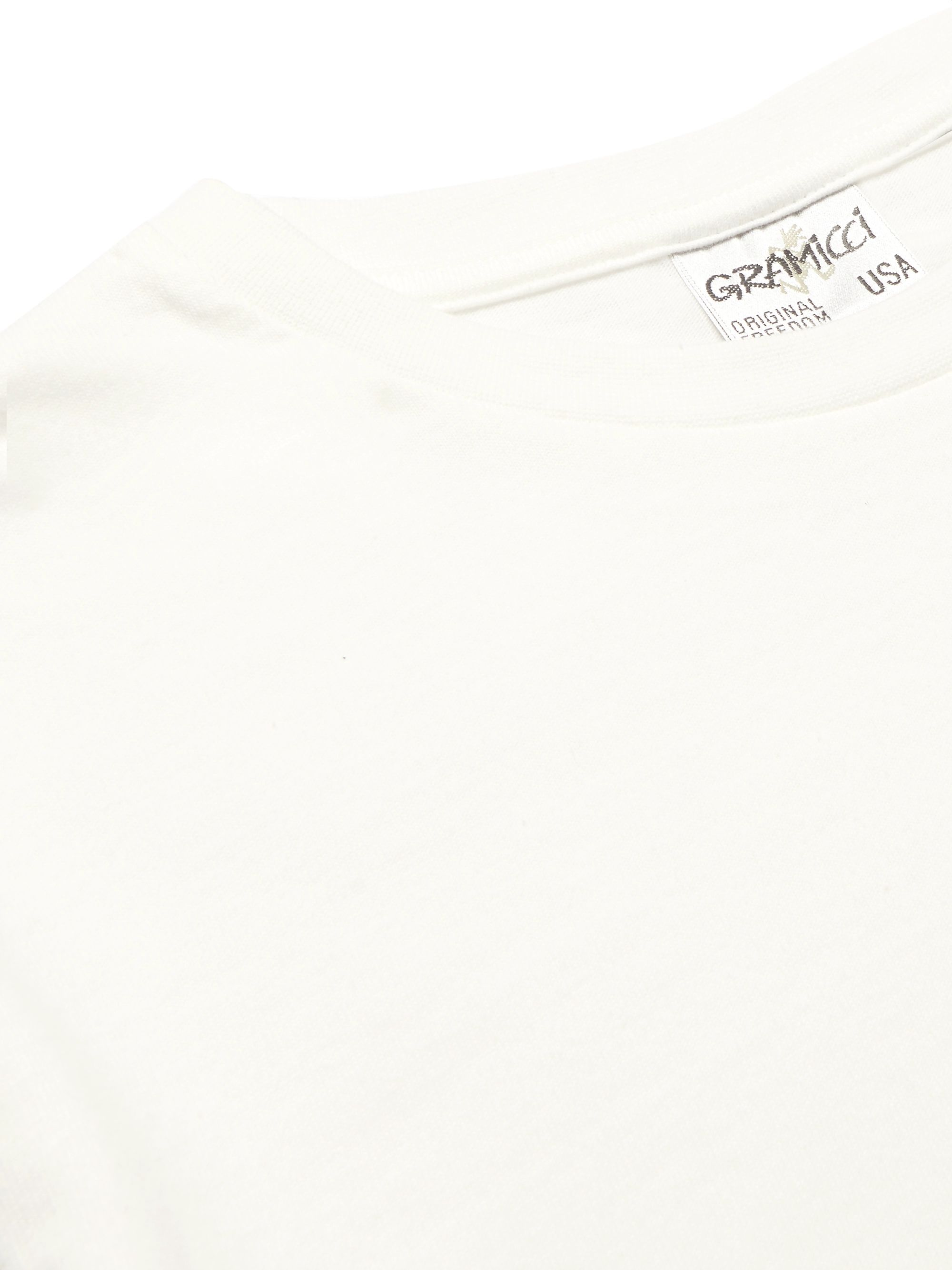Gramicci One Point Logo-Embroidered Cotton-Jersey T-Shirt