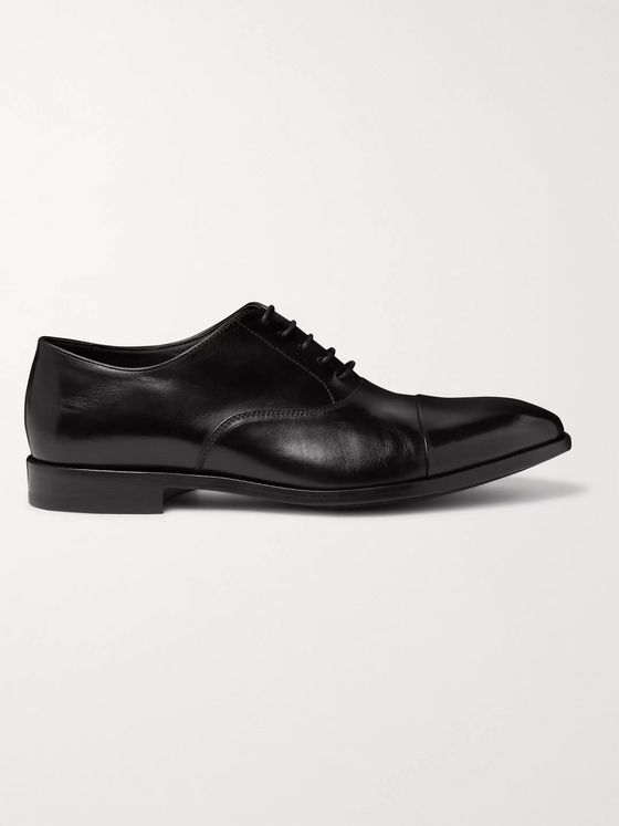 Paul Smith Brent Leather Oxford Shoes