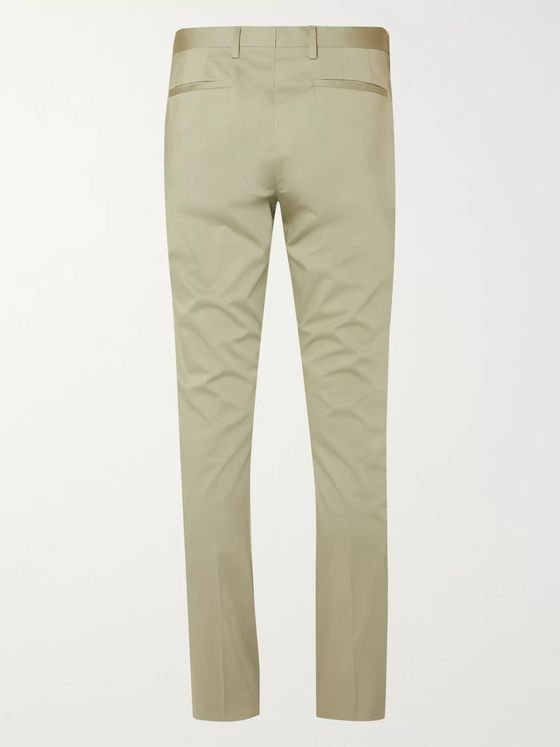 Paul Smith Soho Slim-Fit Stretch-Cotton Suit Trousers