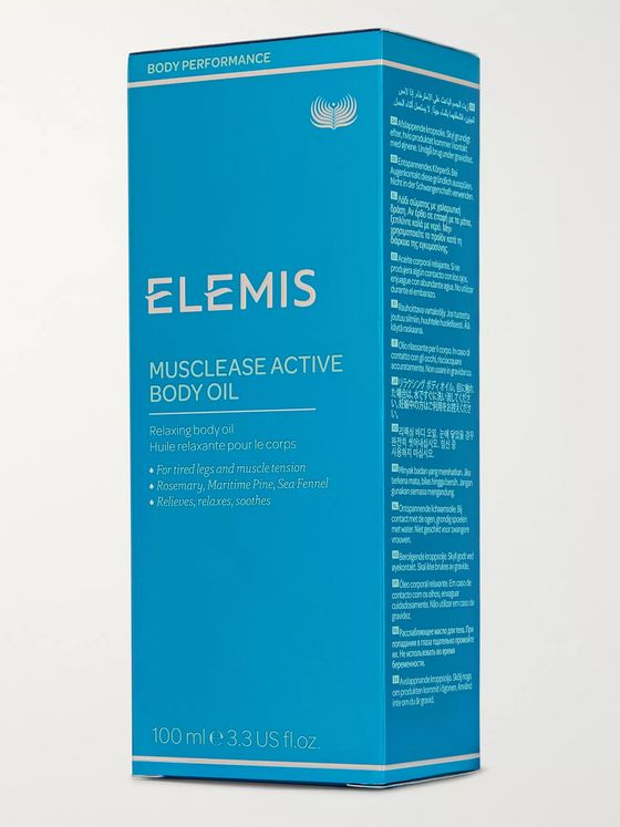 Elemis Musclease Active Body Oil, 100ml