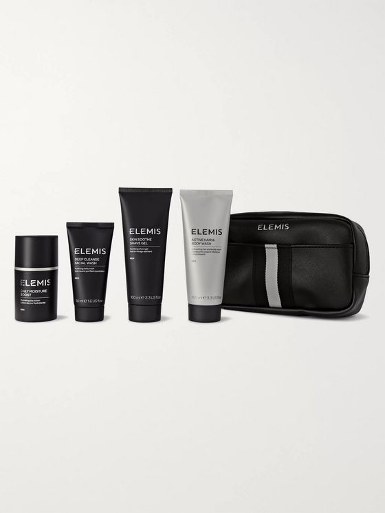 Elemis Grooming On The Go Set