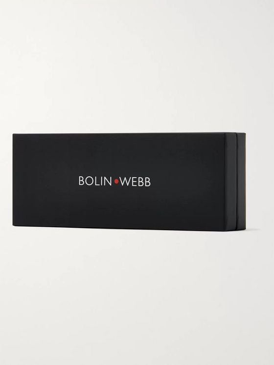 Bolin Webb R1 Lacquered Metal Razor